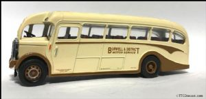 CORGI 97825 DAIMLER CV/DUPLE A - Burwell and District * PRE OWNED *